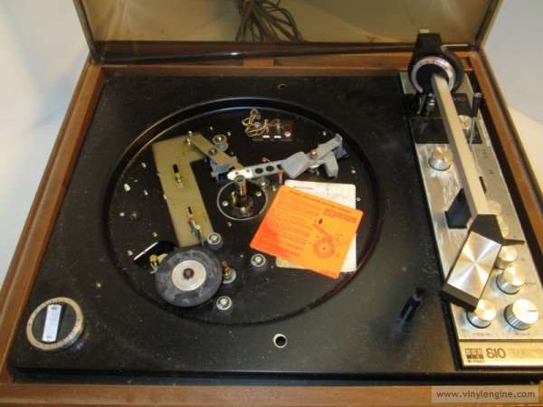 bsr mcdonald 810 turntable #2