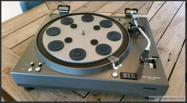 sony ps-4750 turntable