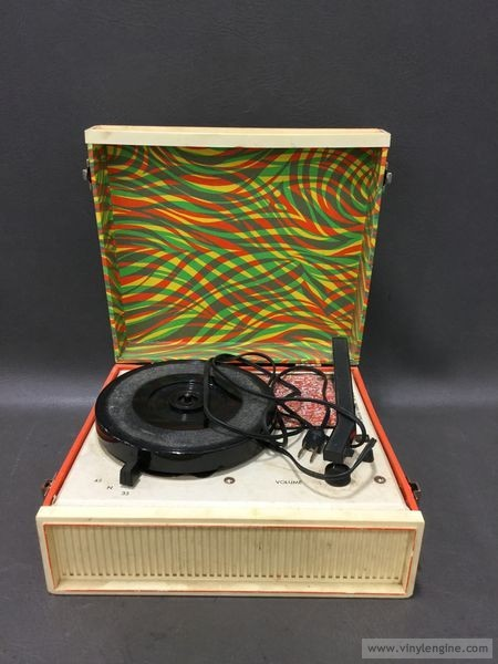 groovy record player