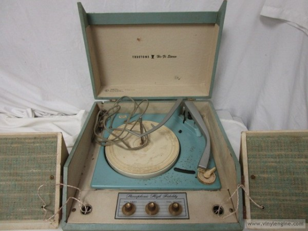 truetone model 6331 record player