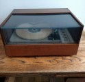 klh model fifteen turntable #1
