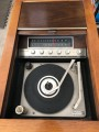 magnavox end table record player #1