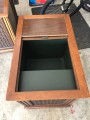 magnavox end table record player #3