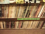 #14 record shelves