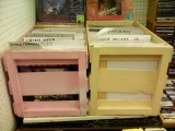 #5 more antique mall record crates #1