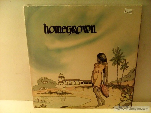 #23 various homegrown lp